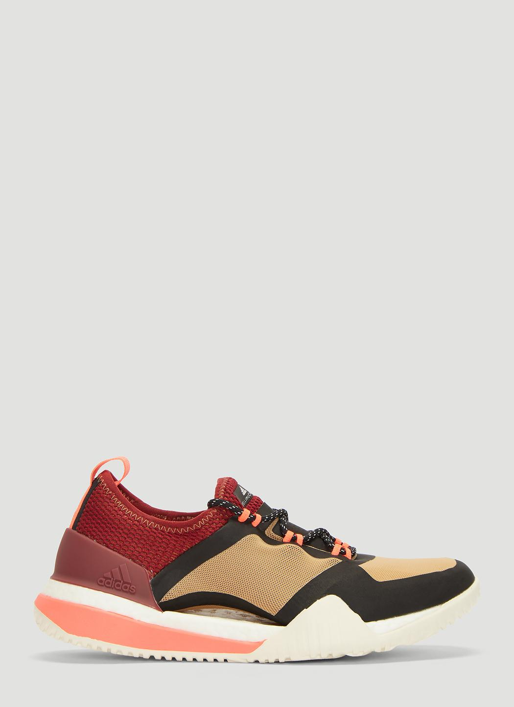 34cdd6ea2a93d adidas By Stella McCartney. Women s Natural Pureboost X Tr 3.0 Running  Sneakers ...