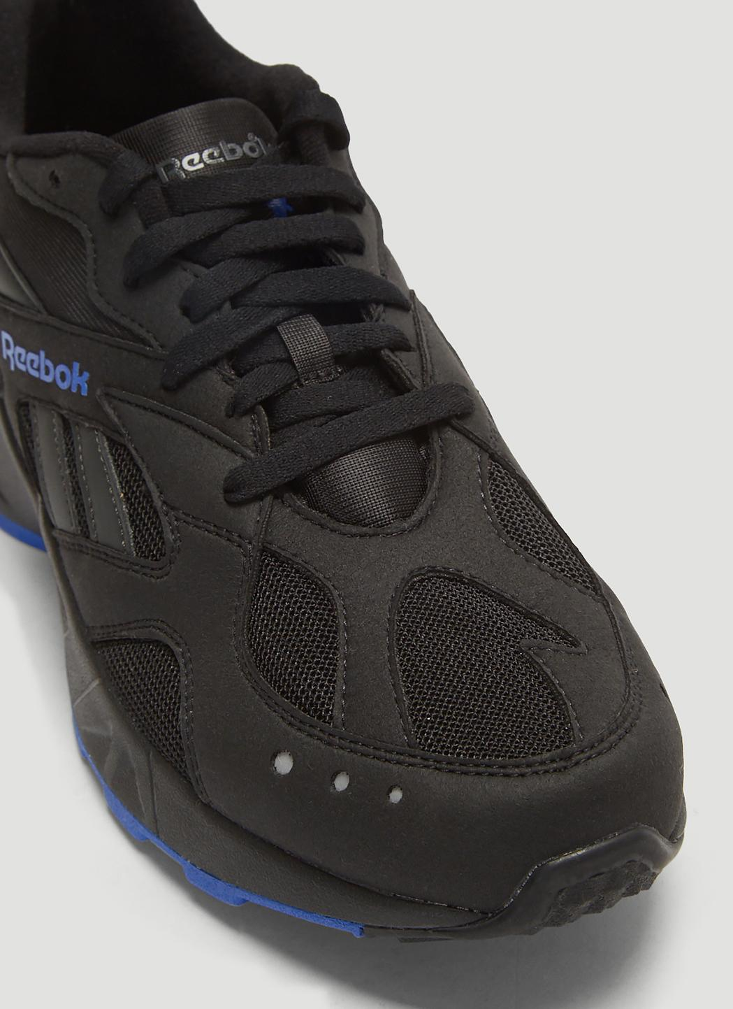 2beb99262 Reebok Aztrek Classic Sneakers In Black in Black for Men - Lyst