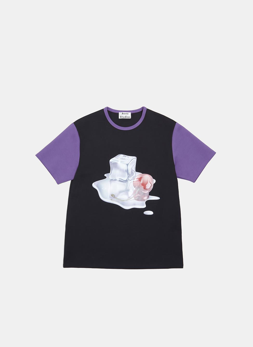 Discount Cheapest Price Ice Cube Cherry T-shirt Acne Studios With Credit Card Cheap Price QCsz0i