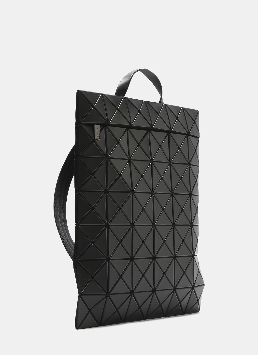Lyst - Bao Bao Issey Miyake Flat Pack Matte Backpack In Black in Black 9fdc9e2d59163