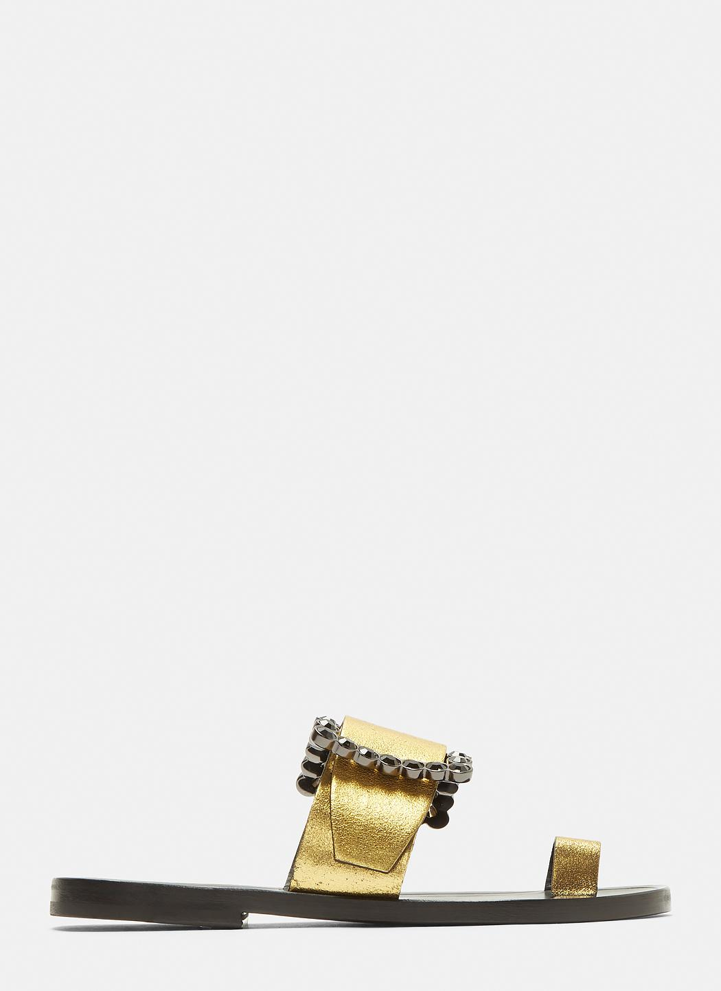 Jewelled Buckle Sandals Maison Martin Margiela zDpgRSng