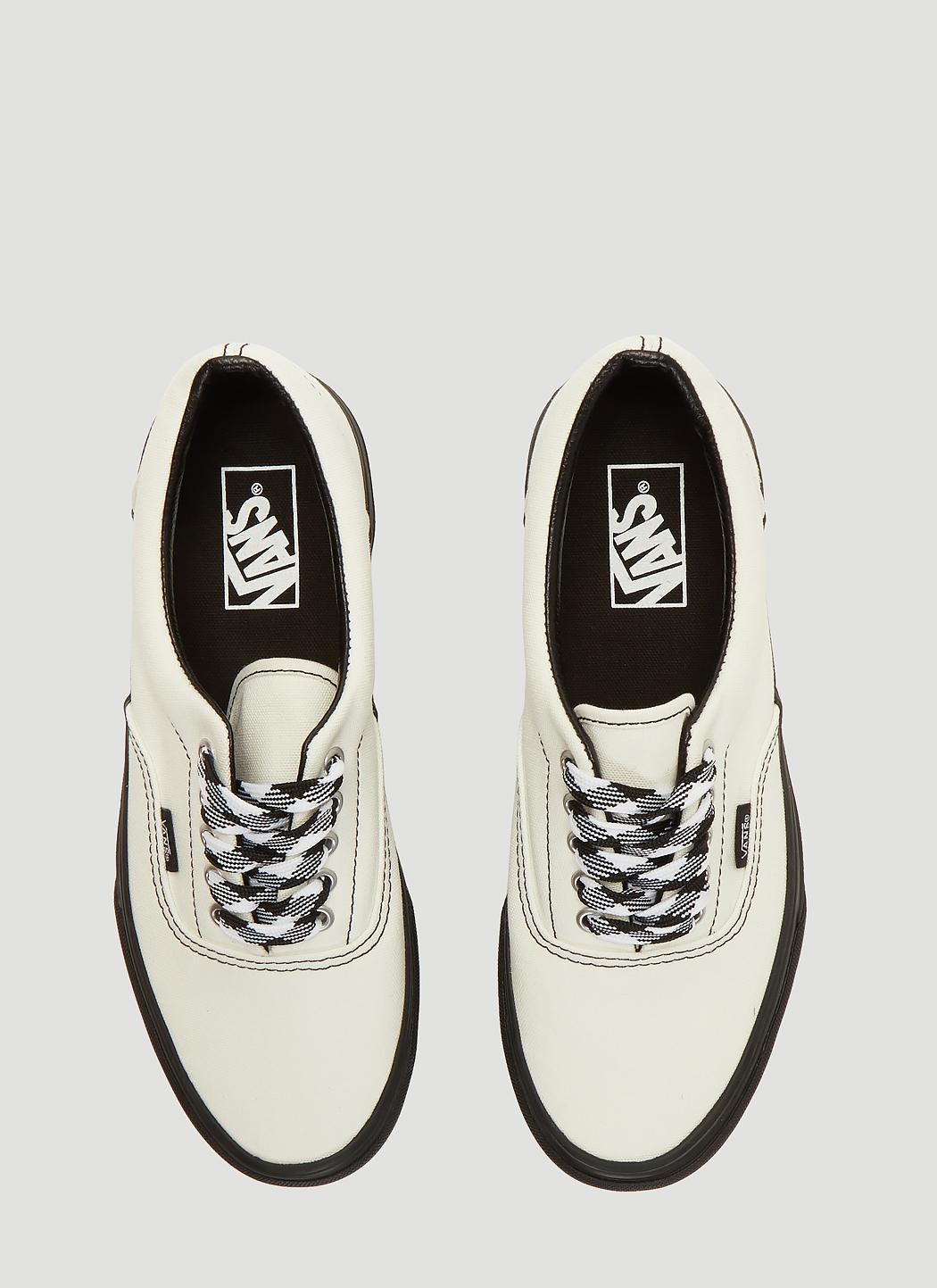 2f7b3813fe Vans - Era Lug Platform Sneakers In White - Lyst. View fullscreen