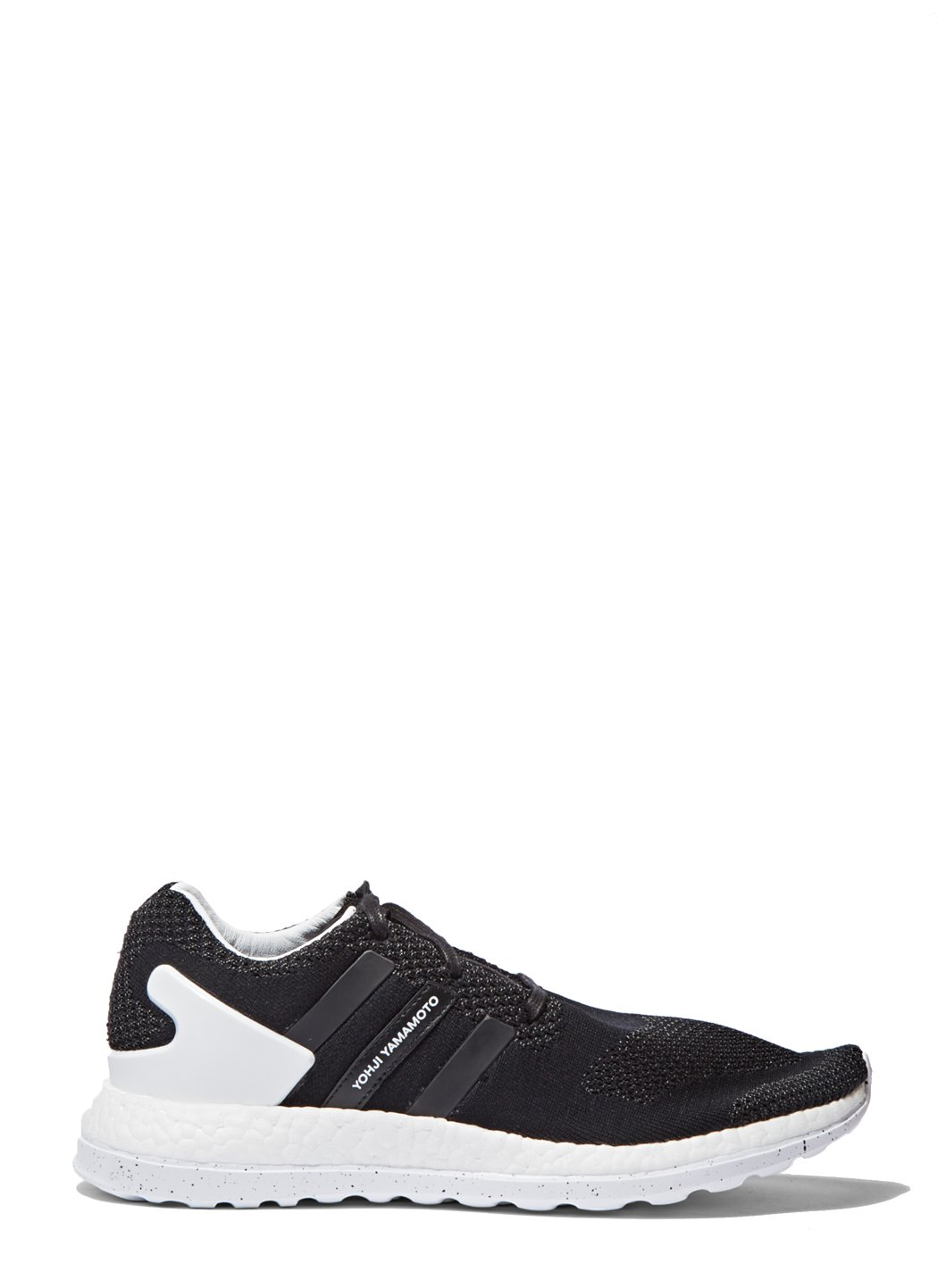 989369ca4f4d Lyst - Y-3 Pure Boost Zg Knit Sneakers in Black for Men
