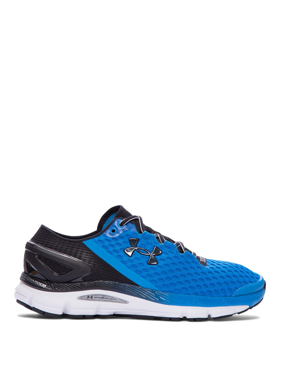 Under Armour Gemini 2 Running Shoes In Black For Men Lyst
