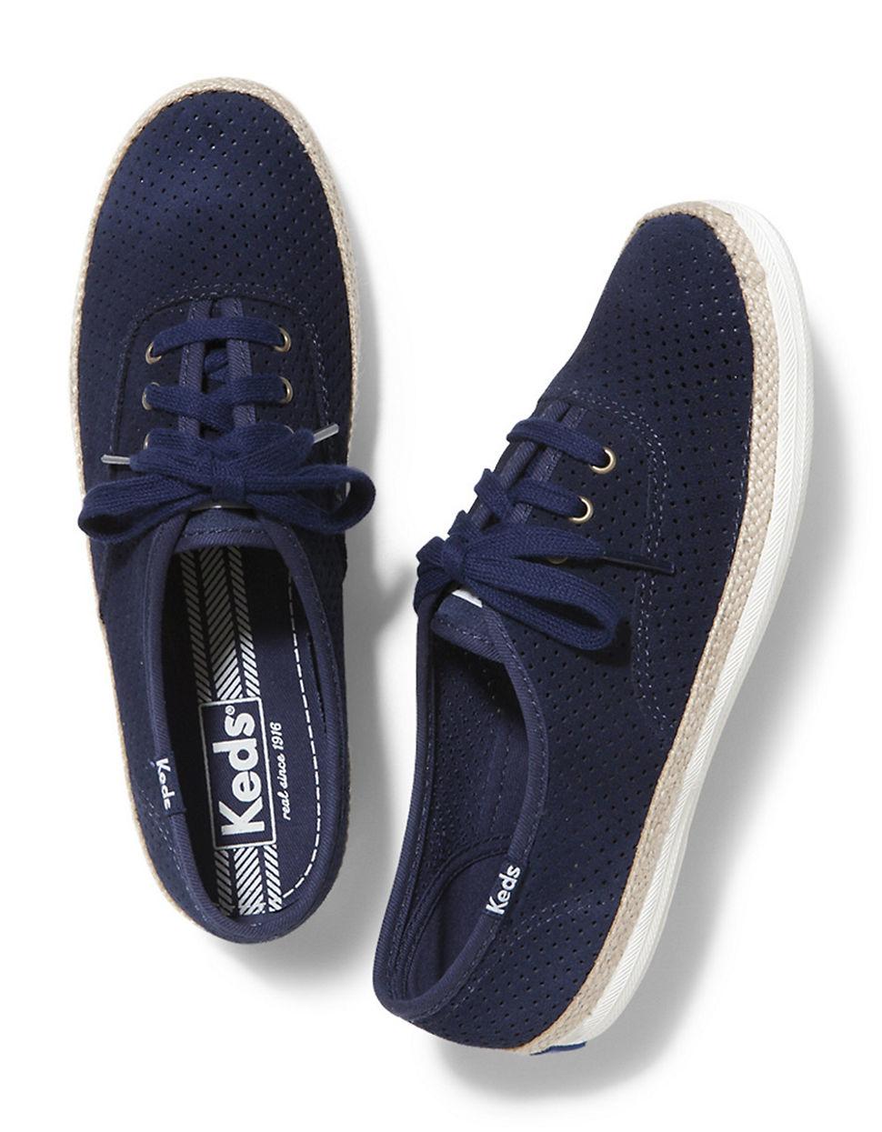 Keds Bone Leather Shoes