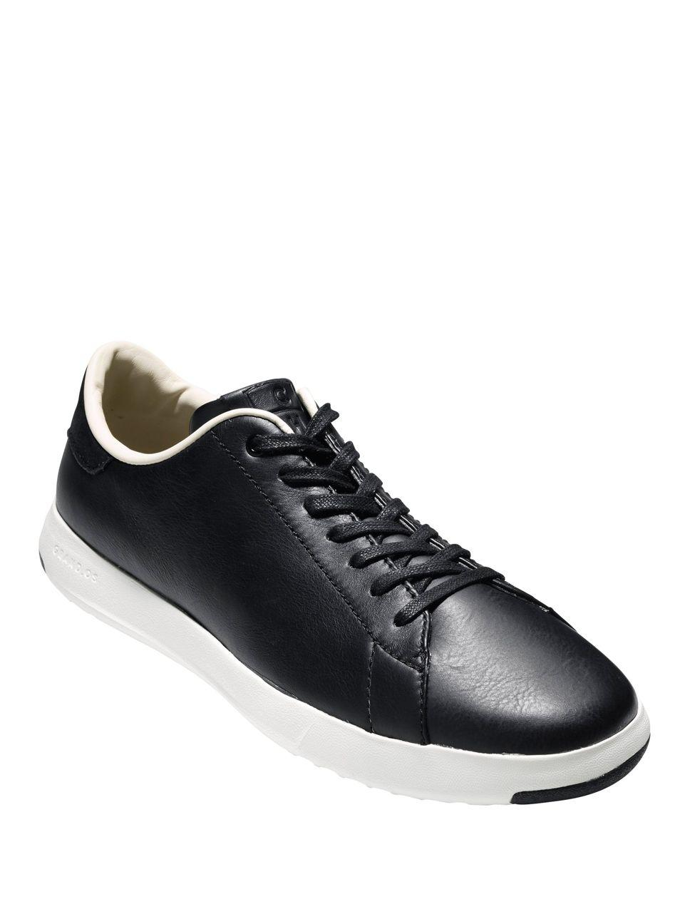 Cole Haan Black Tennis Shoes