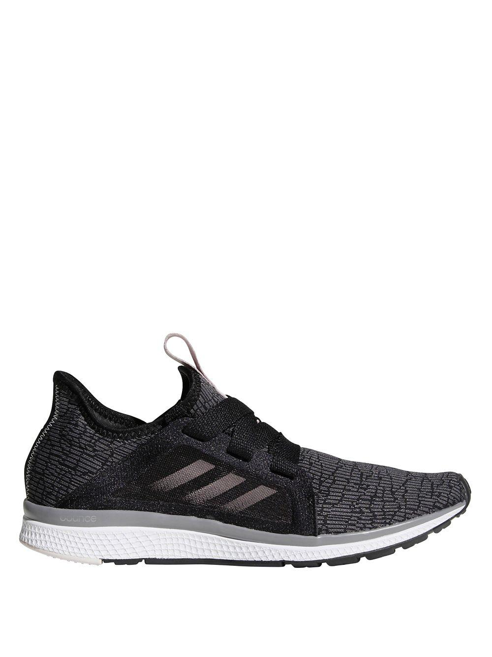 brand new a45fe d0c9d adidas. Womens Black Edge Lux Running Trainers