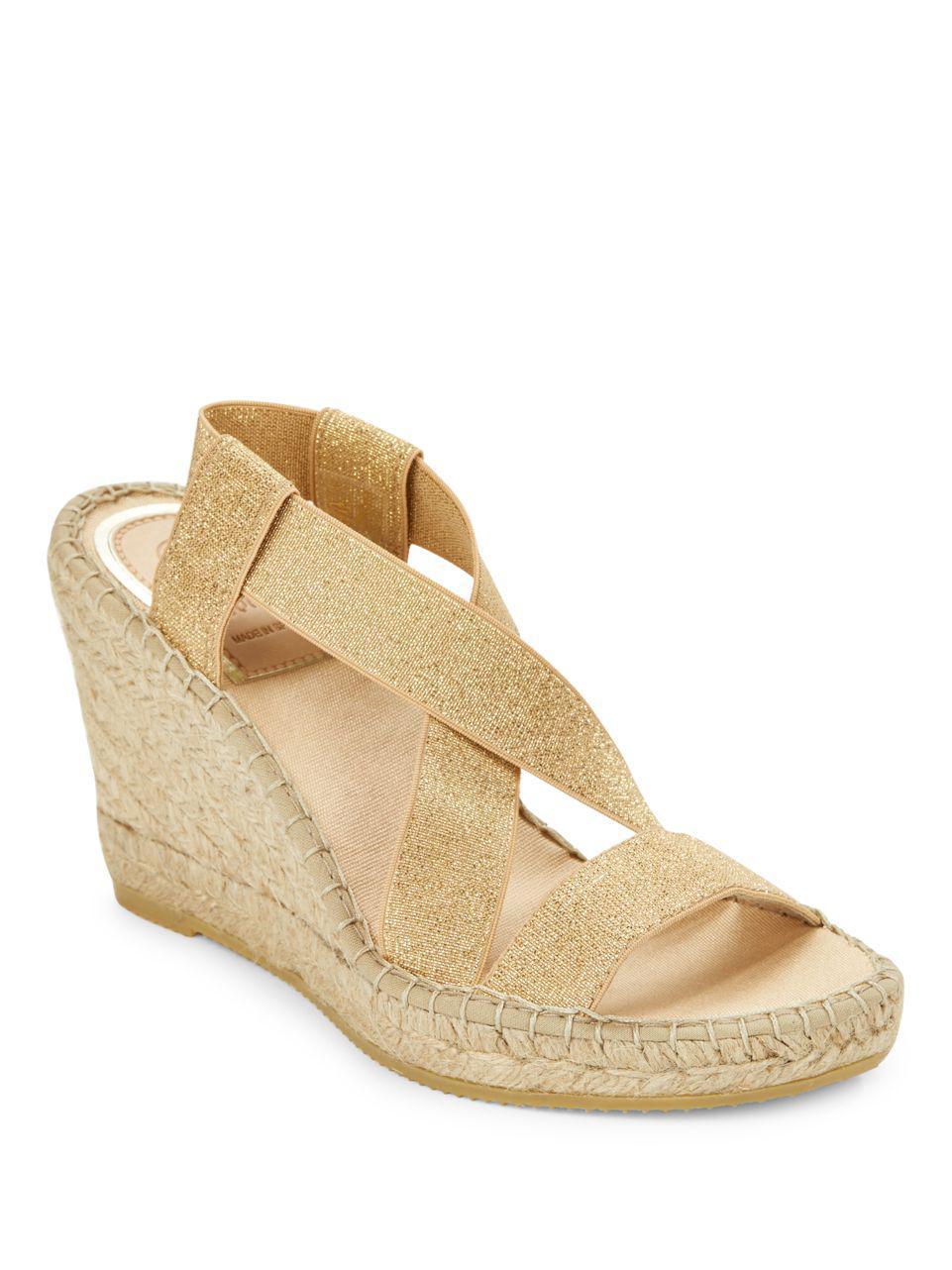 VidorretaPlatform sandals - beige 5UHd2L9