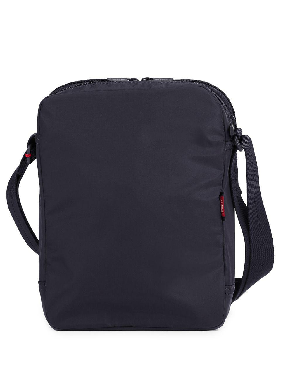 Hedgren Expresso Small Crossbody Bag in Black for Men - Lyst 46be88cde719c