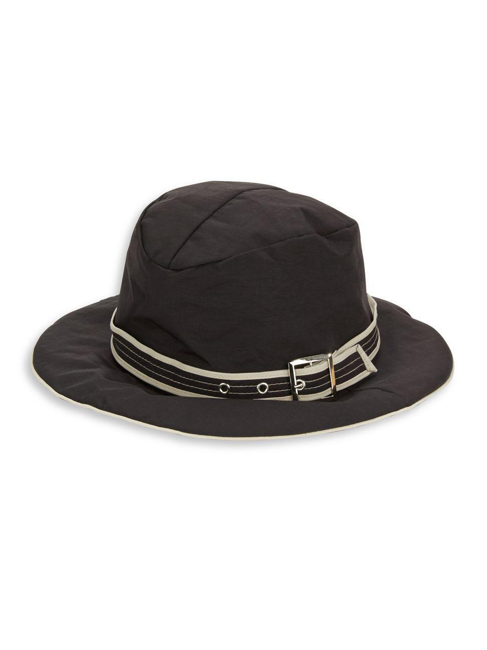 Lyst - Parkhurst Stella Bucket Hat in Black - Save 37.77777777777778% de0ae03f84b6
