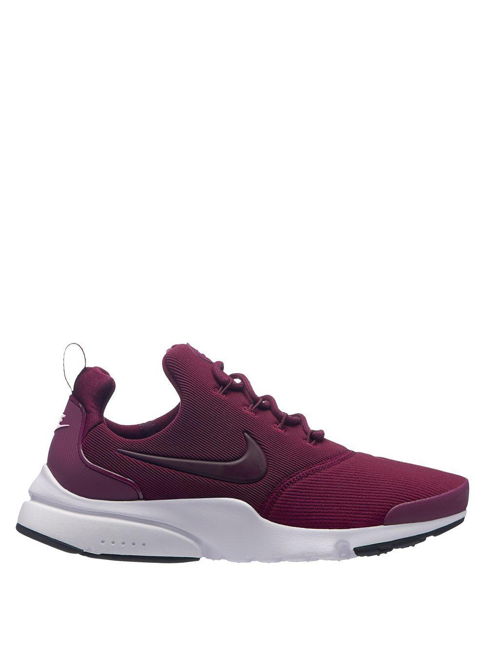 4e3ad0d957d3e Nike Presto Ultra Se Sneakers in Red - Lyst
