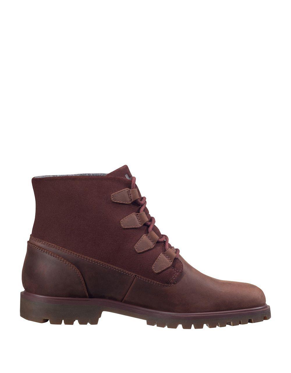Helly Hansen Cordova Winter Boot(Women's) -Brunette/Red Brown/Sperry Gum Outlet Store Sale Online lvibJIbwc