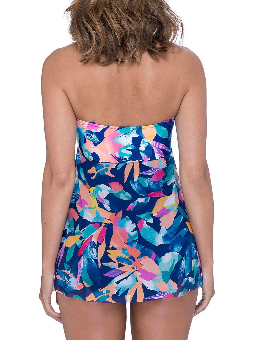 478f32ee699e7 Gottex Bermuda Breeze Flyaway One-piece Swimsuit in Blue - Lyst