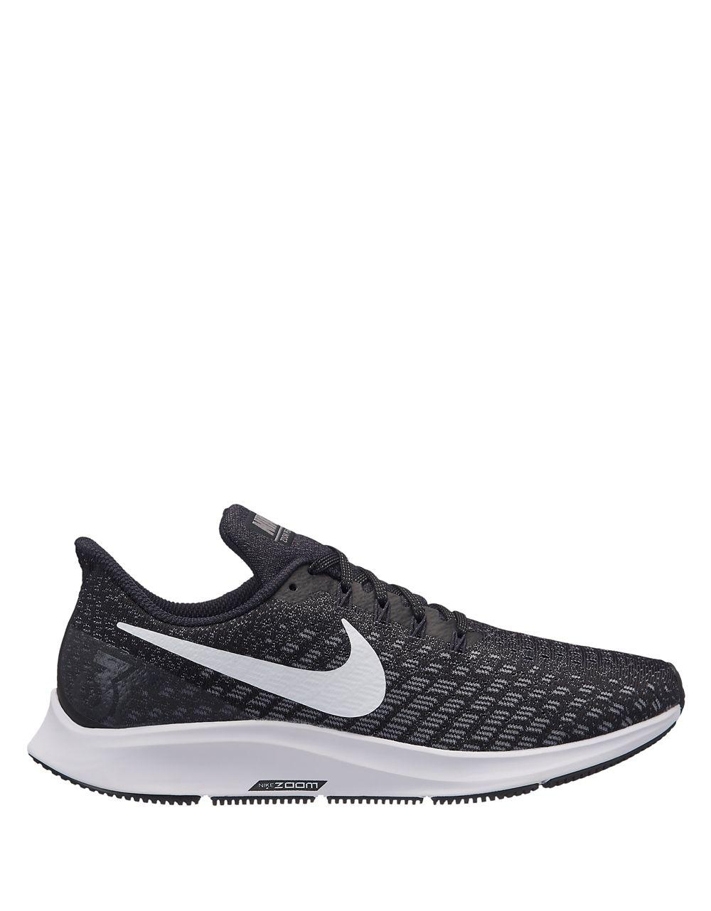 ee2304ac4745 Lyst - Nike Air Zoom Pegasus 35 in Black