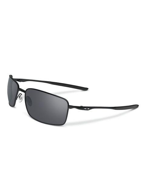 4835b158536b6 Lyst - Oakley Square Wire-rimmed Sunglasses in Black for Men - Save 27%