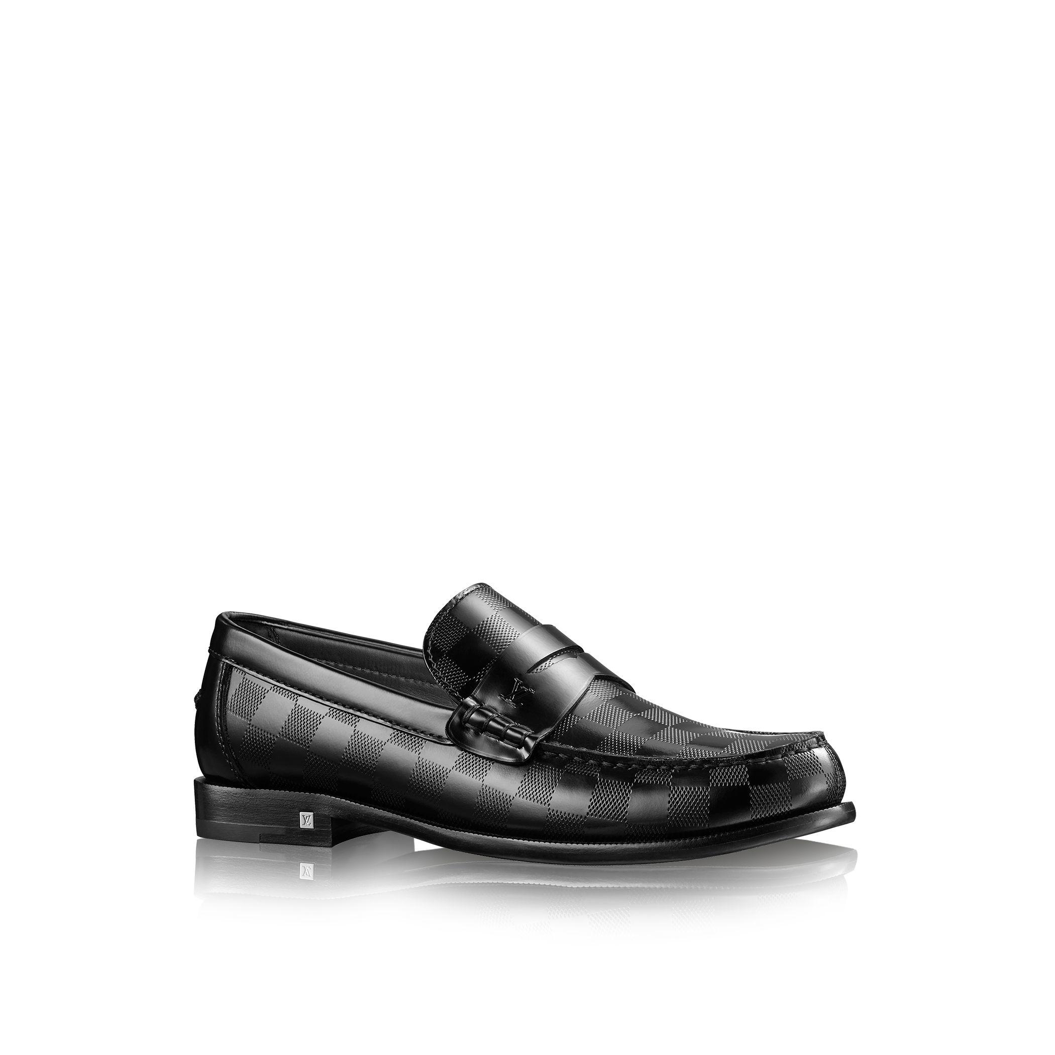 2809c8daf74c Louis Vuitton Graduation Loafer In Black For Men