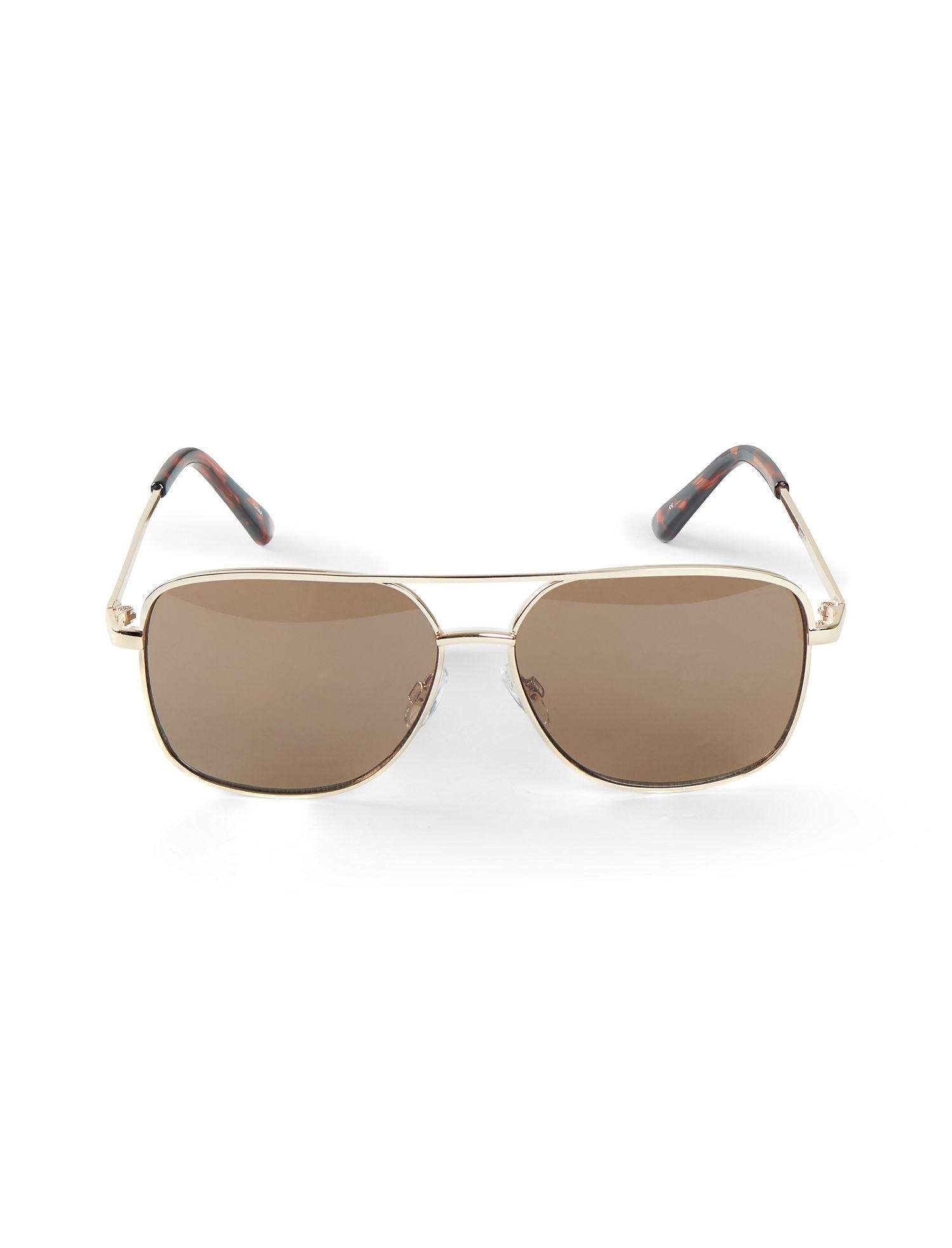 913cfbc245c48 Lyst - Lucky Brand Tahoe Sunglasses in Metallic