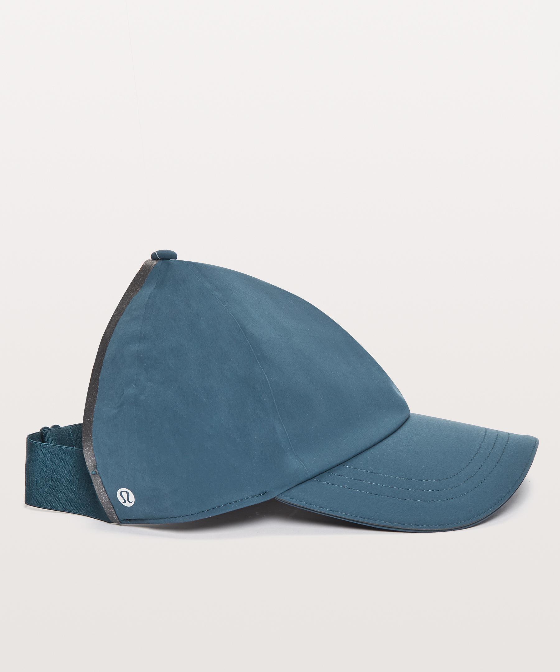 Lyst - lululemon athletica Baller Hat Run  ponytail in Blue 319a2b37e7b