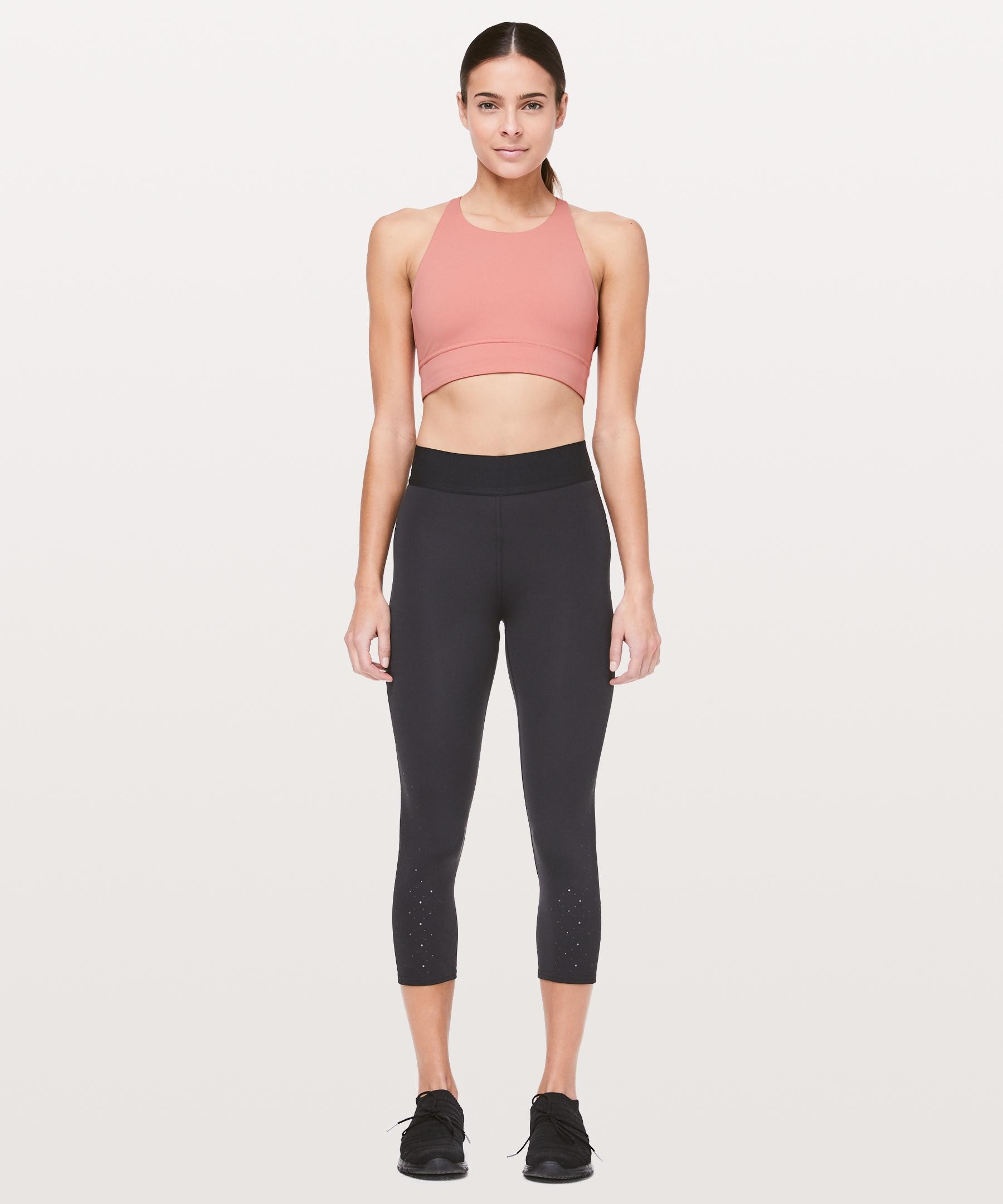 d685671fd0 Lyst - lululemon athletica Ride   Reflect Bra   X Soulcycle