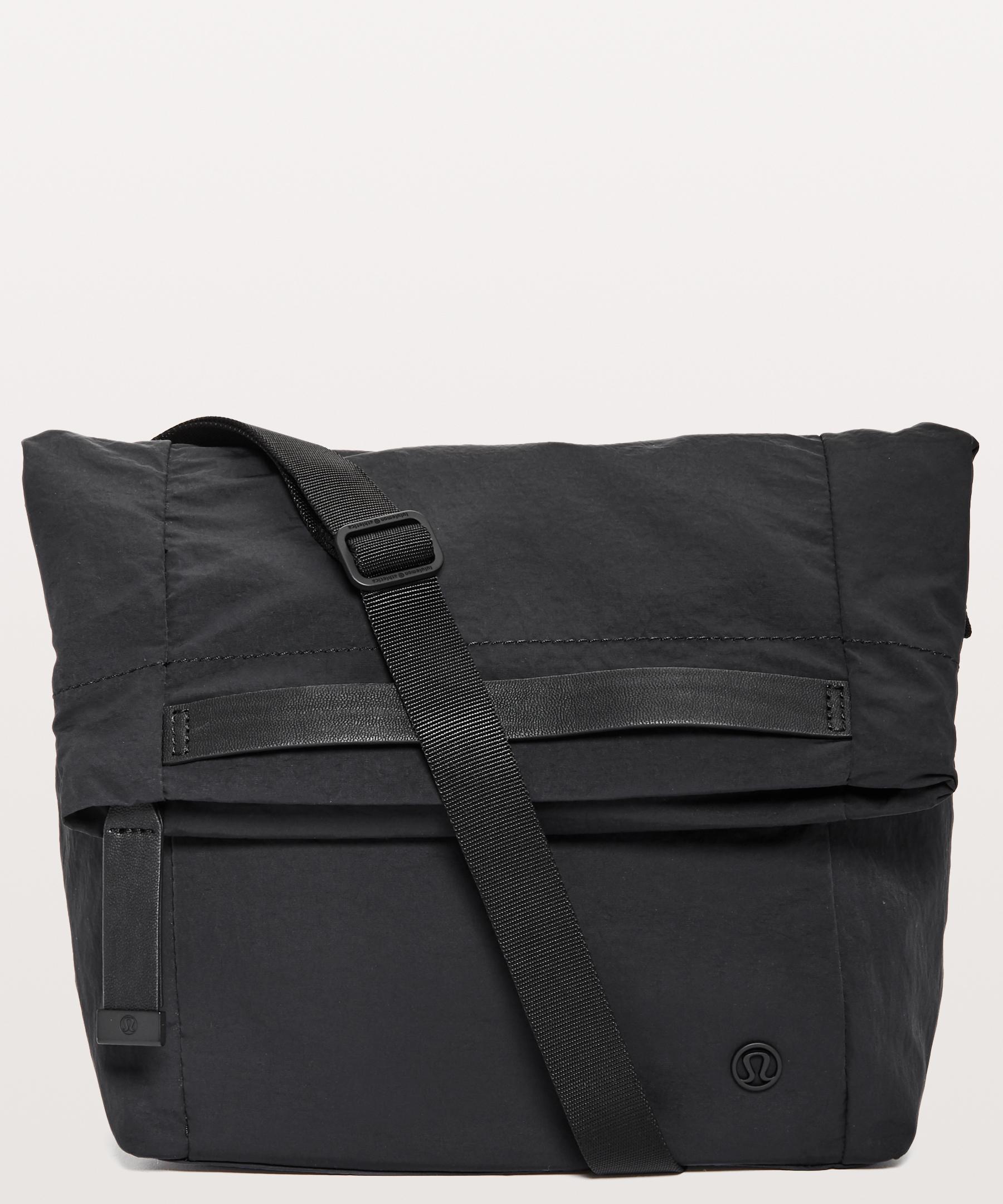 ef0e814f6fba Lyst - lululemon athletica On My Level Cross Body Bag in Black