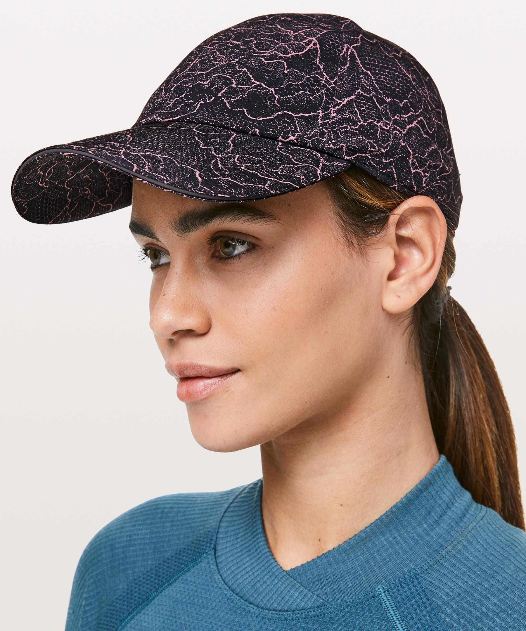 21619ae97b3 Lyst lululemon athletica baller hat run in black jpg 1800x2160 Baller hat