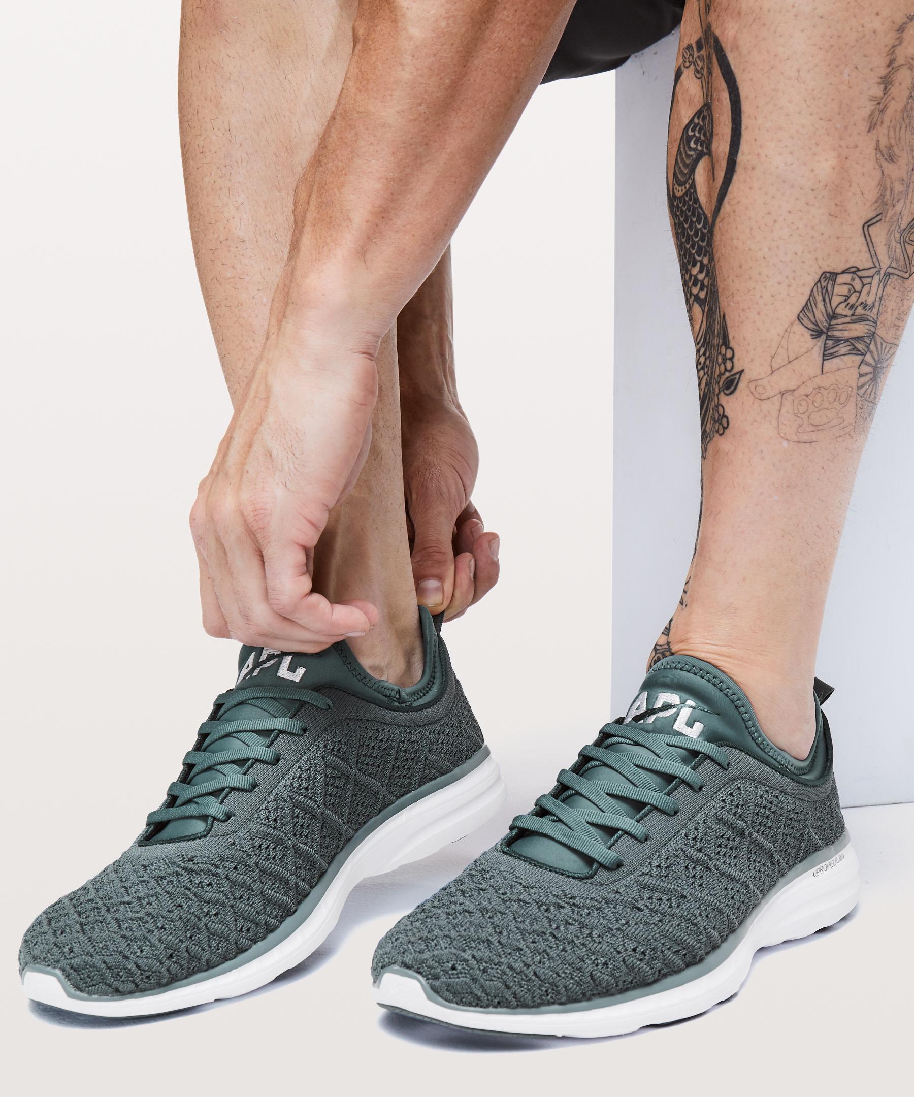 227ad1c56c0e Lyst - lululemon athletica Men s Techloom Phantom Shoe for Men