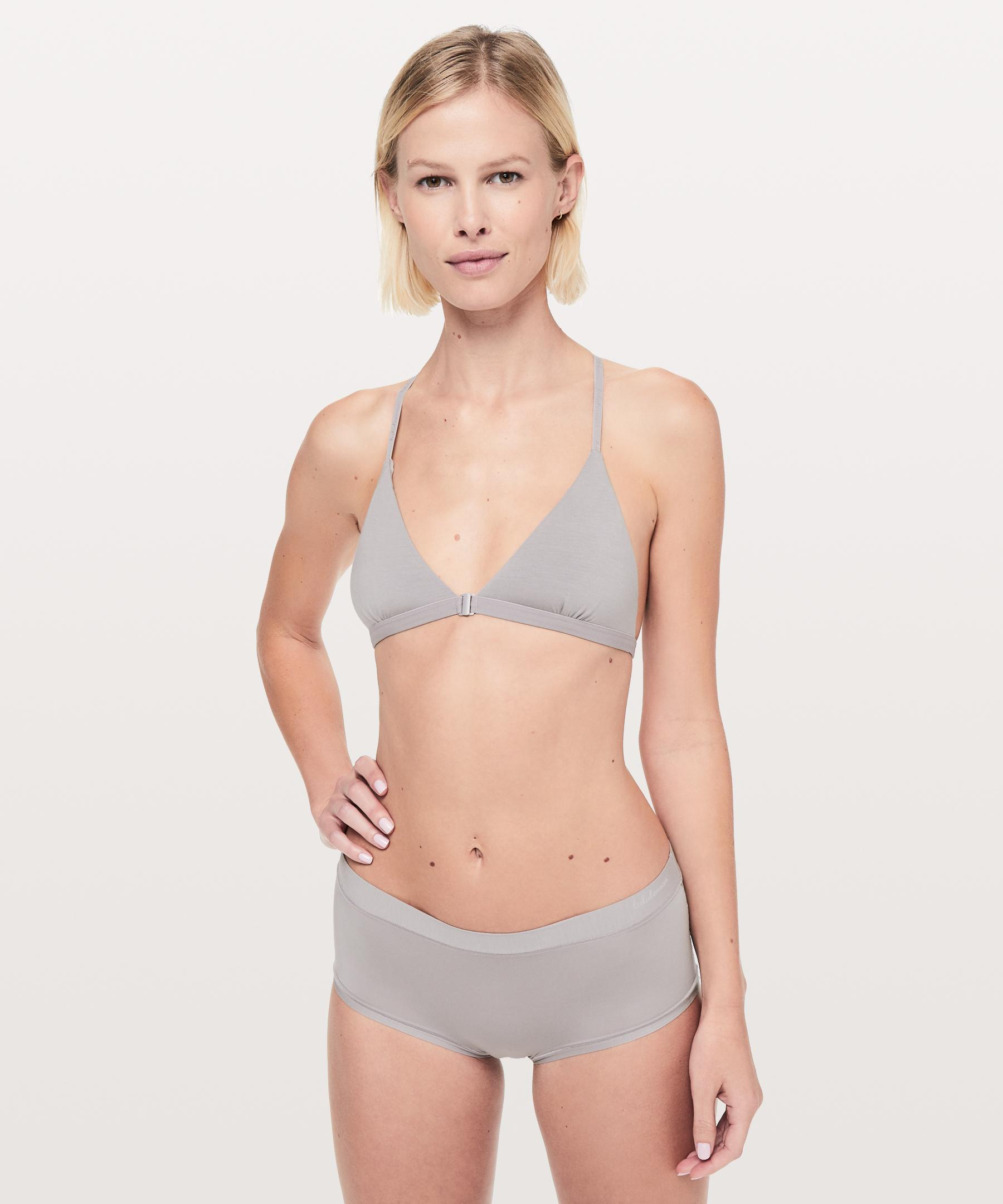 63d18be902 lululemon athletica Simply There Triangle Bralette - Lyst