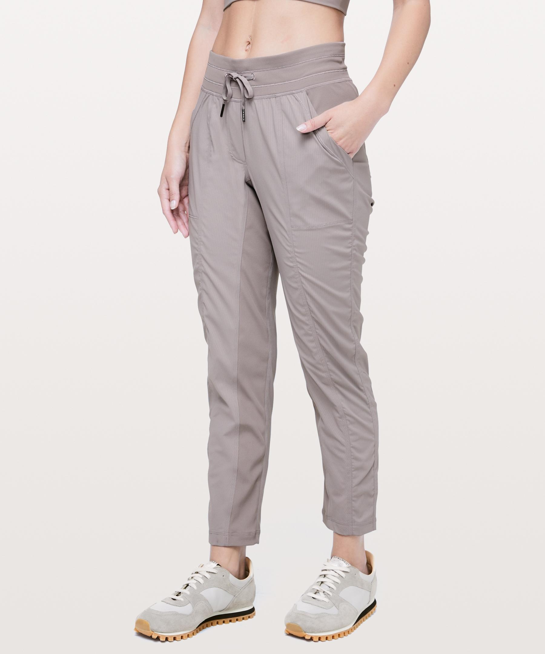 5bae54cac94 lululemon athletica. Women s Gray Street To Studio Pant Ii  unlined Online  Only ...