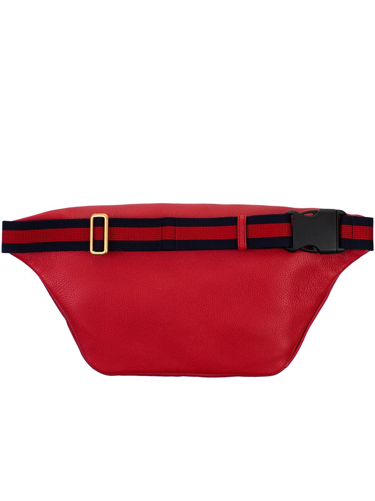 8c91dbf8d45a9d Gucci Red Fanny Pack in Red - Lyst