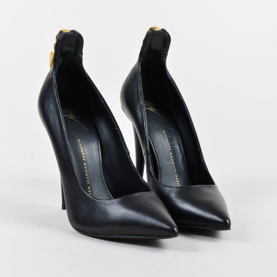 Stella McCartney Pointed Toe Trainers Sz385/55