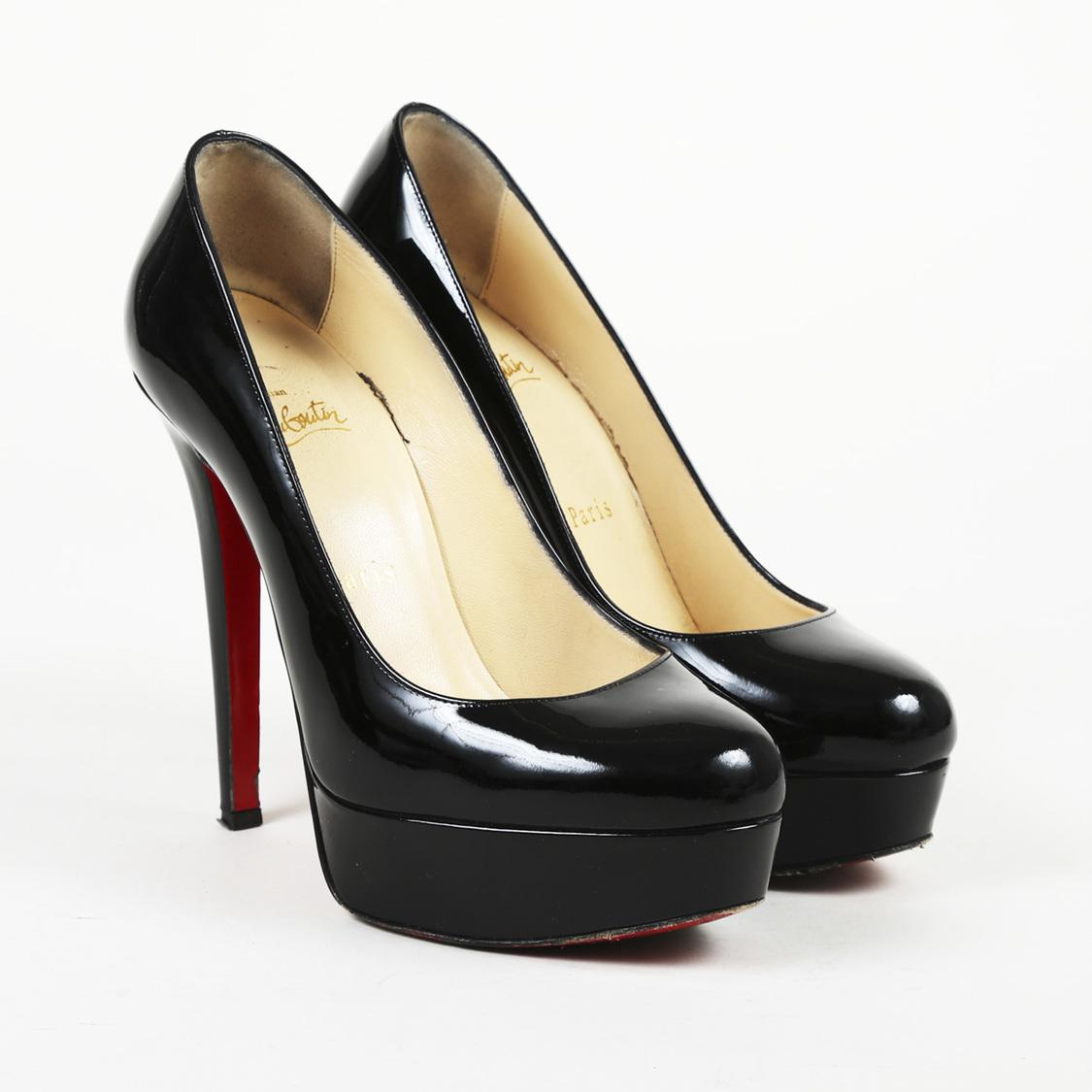 8c48f2b60 Lyst - Christian Louboutin Patent Leather