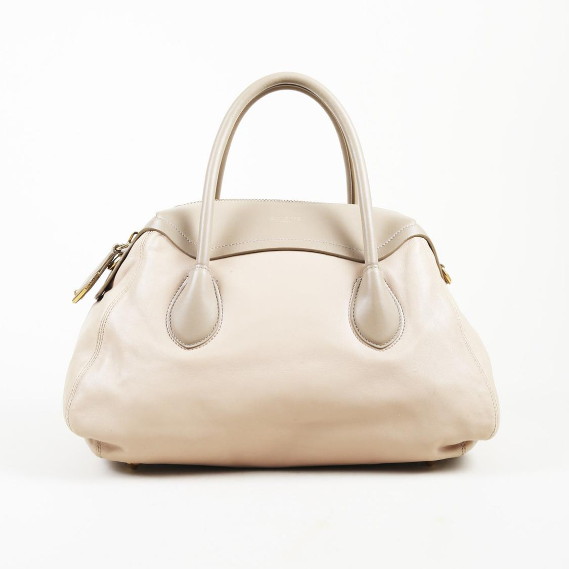 62726a892e Lyst - Nina Ricci Leather Tote Bag in Pink