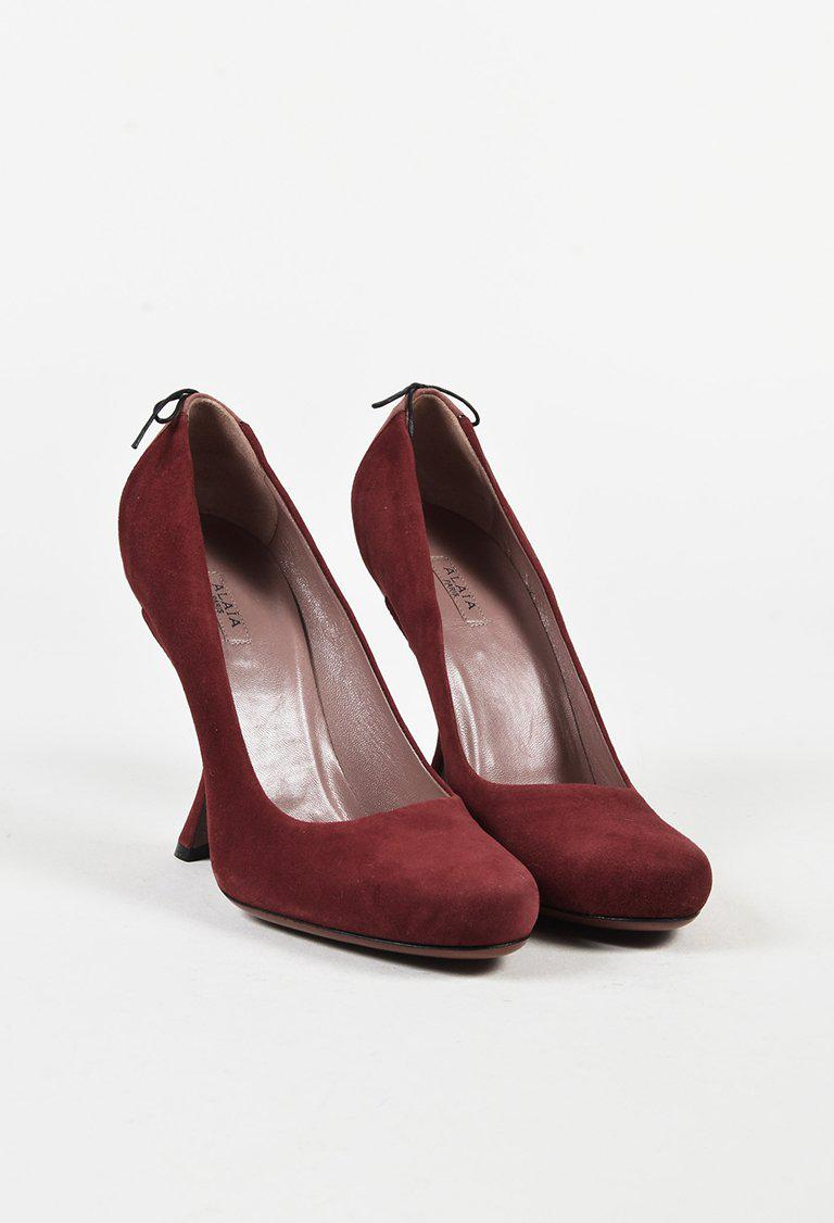 cheap how much free shipping 2014 unisex Alaïa Colorblock Pointed-Toe Pumps discount collections clearance low cost e5f20