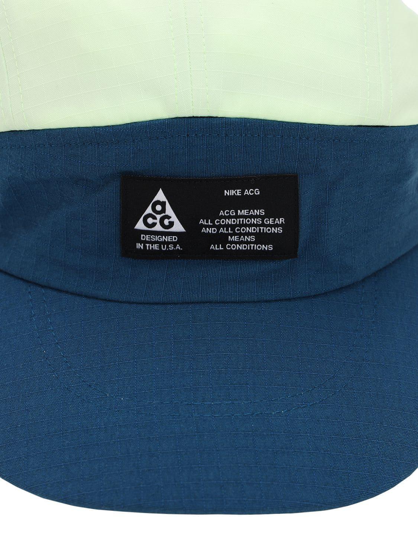 ab279a39f Nike Acg Tailwind Techno Baseball Hat in Blue - Lyst
