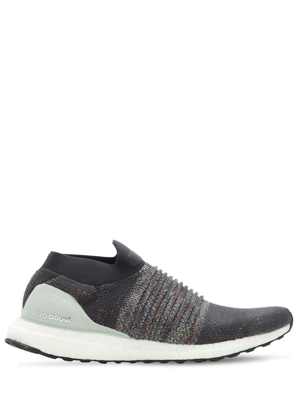 a2b241ec827 Lyst - adidas Originals Ultraboost Laceless Primeknit Sneakers in ...