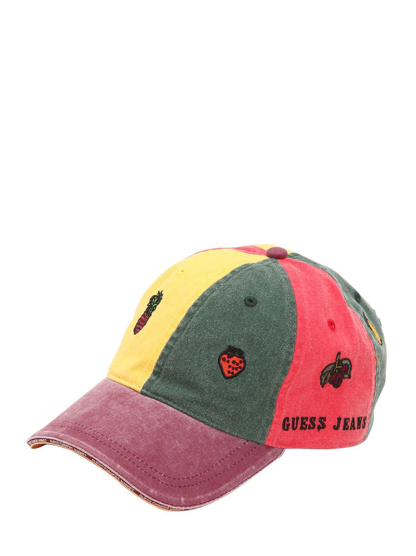 016da7c8 Guess Farmers Market Hat for Men - Lyst