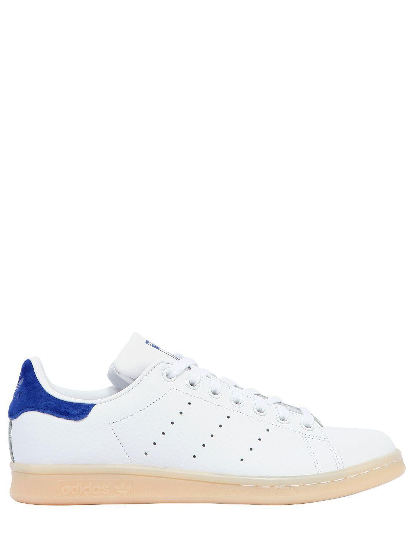 Adidas Originals. Men's White Trainers