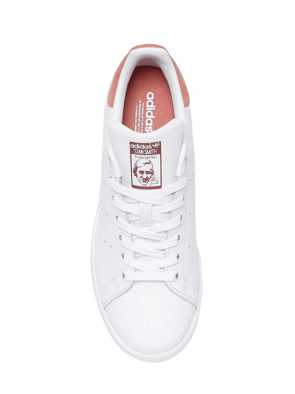 uk availability 9b891 5515a ireland gallery. previously sold at luisa via roma womens adidas stan smith  067f2 541fe