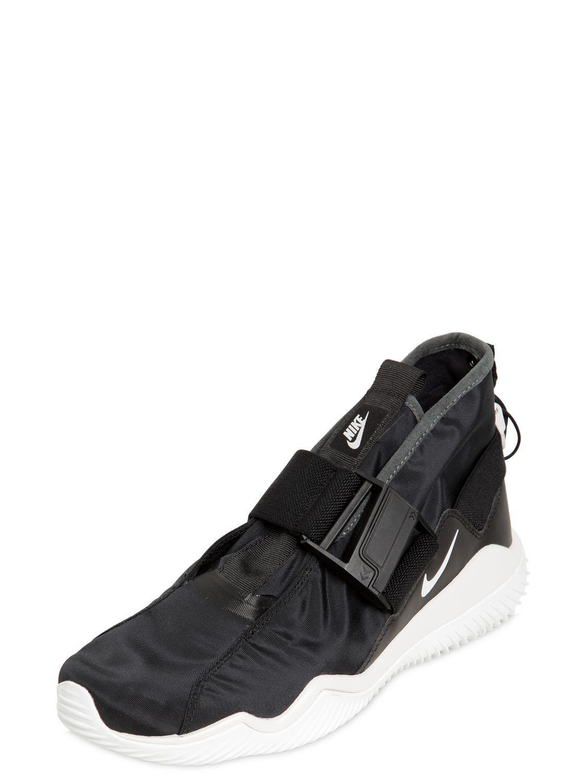 save off 83995 37abd Nike Komyuter Waterproof Sneakers in Black for Men - Lyst