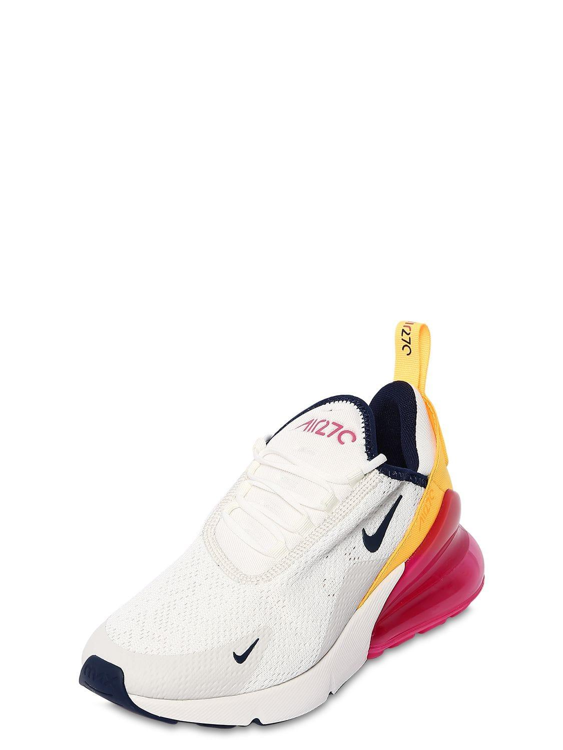 best service 85674 8fd33 Nike - Multicolor Air Max 270 Sneakers - Lyst. View fullscreen