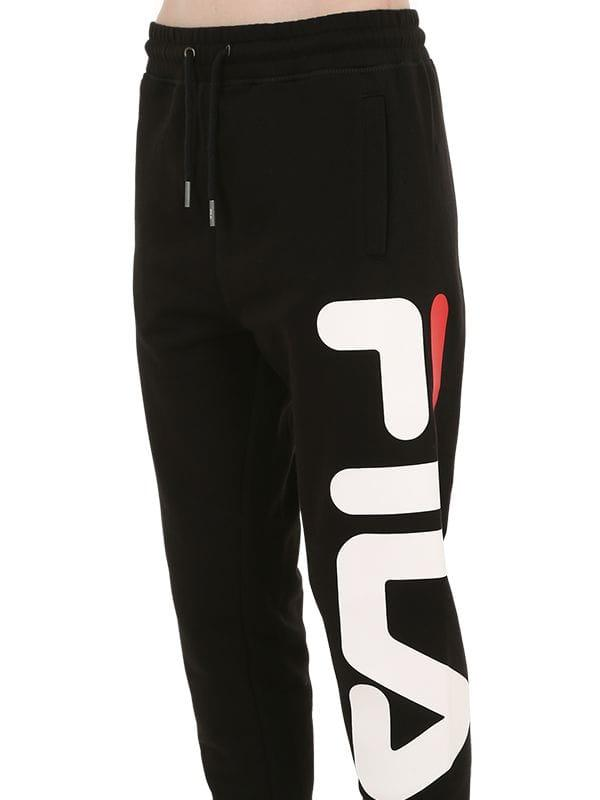 5a15c59a4138 Fila Pure Cotton Basic Pants in Black - Save 52% - Lyst
