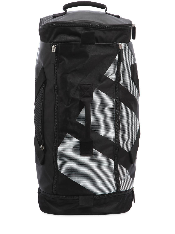 Lyst Adidas In Originali Eqt Decappottabile Borsone In Adidas Nero Per Gli Uomini. d84902