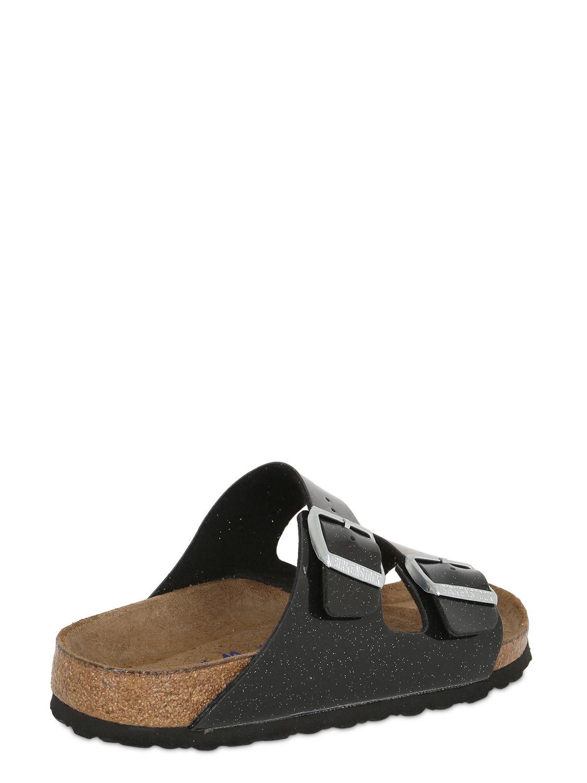 Birkenstock Arizona Magic Galaxy Slide Sandals In Brown