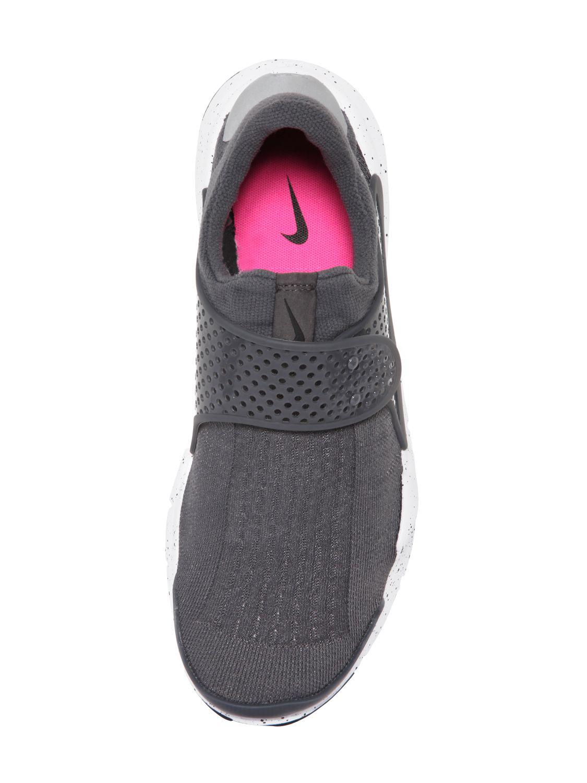 Lyst Nike Sock Dart Sneakers In Gray For Men