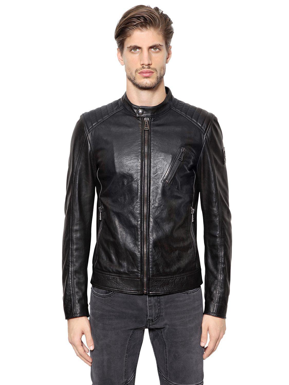 Jackets | Men&39s Leather Jackets Bomber &amp Blazers | Lyst