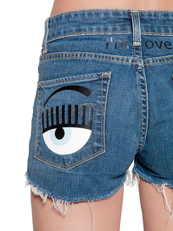 0339893f7b Chiara Ferragni Shorts