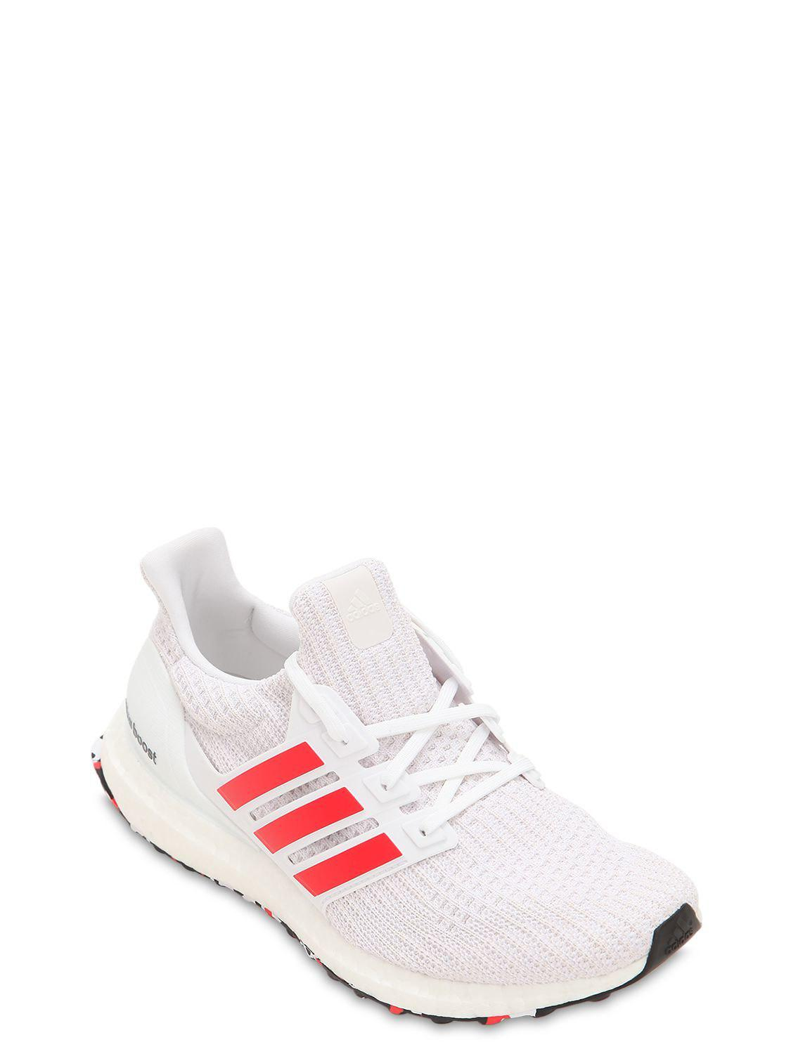 873354f10 Lyst - Adidas Originals Ultraboost Sneakers in White for Men