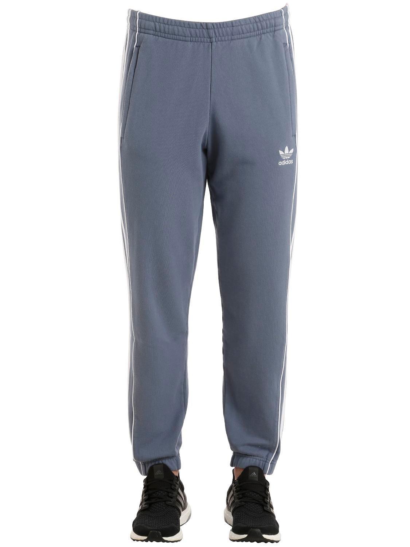 Jogging Pipe Pantalon Lyst En Molleton Adidas Coton De YHTTxwn