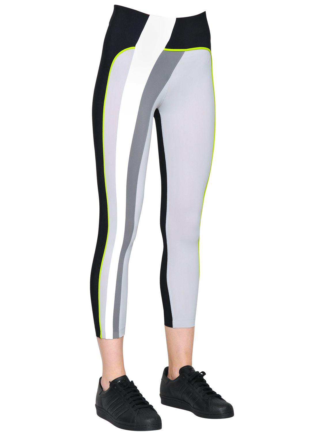 Original Sale Online Low Cost Cheap Online KIMI 7/8 LEGGINGS IN ACTIVE MICROFIBER - TROUSERS - Leggings No Ka'Oi Free Shipping Buy Looking For MLUODUoJi