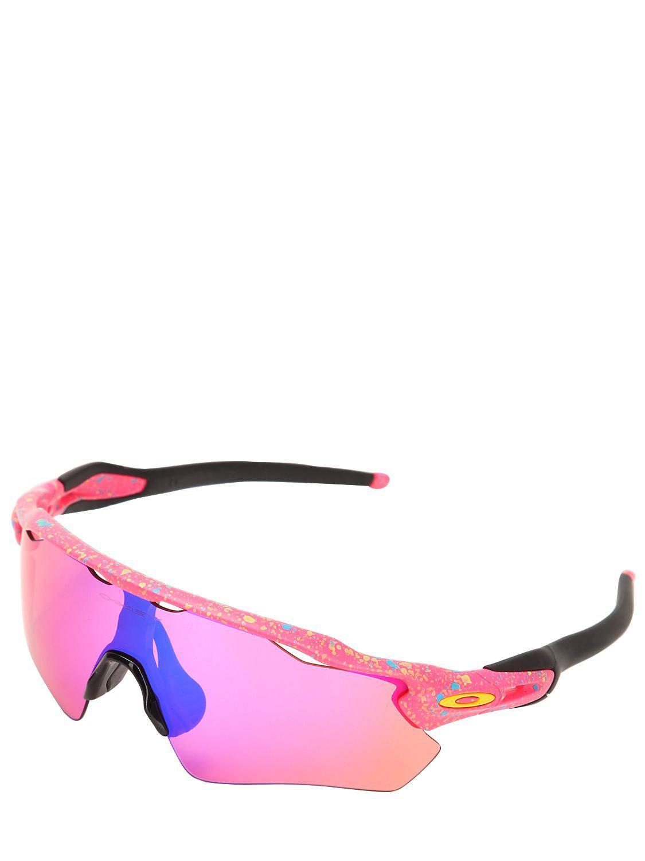 10816fcc03 Oakley radar ev path limited edition sunglasses in pink lyst jpg 1125x1500 Pink  radar